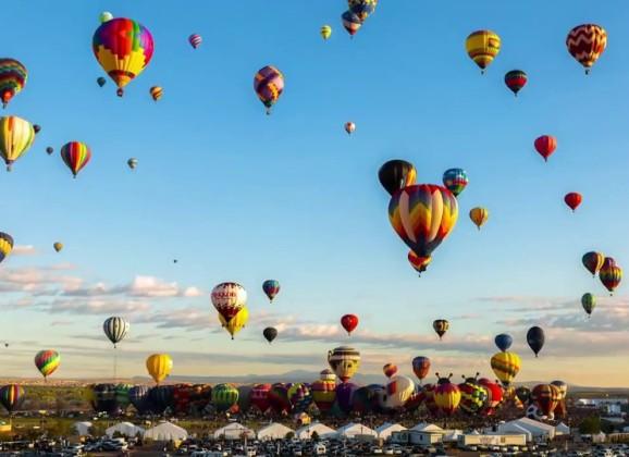 Festival balona u Albukerkiju