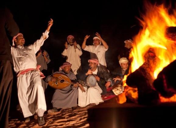 Safari kroz Saharu i druženje sa Beduinima
