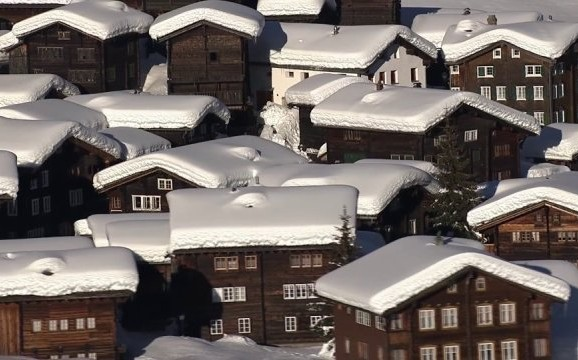 Zimska magija Švajcarske
