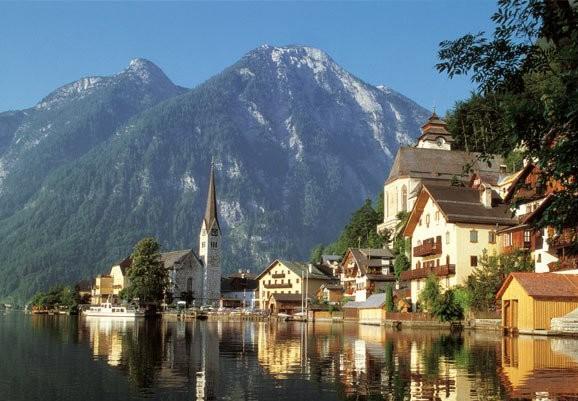 Zalckamergut, Austrija