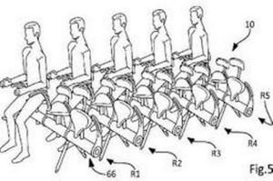 Airbus-ovo sedište budućnosti?