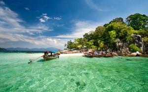 Nacionalni parkovi Tajlanda