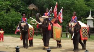 Etno selo, Tajland