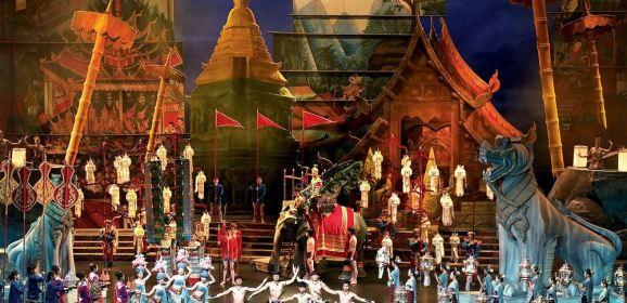 Siam Niramit Bangkok: istorija, zabava, spektakl!