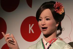 Hotelski roboti, naravno, u Japanu!