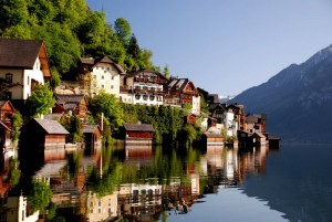 Upoznajte gradić Halštat u Austriji