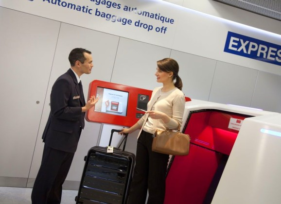 Air France Baggage calculator!