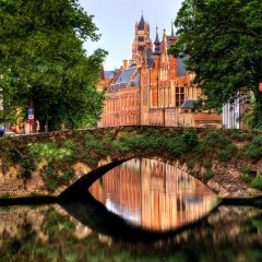 Briž – srednjovekovni biser Belgije