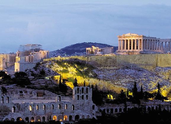 Počeo štrajk avio službi u Grčkoj