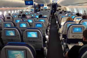 Kako letenje avionom utiče na vaše telo?
