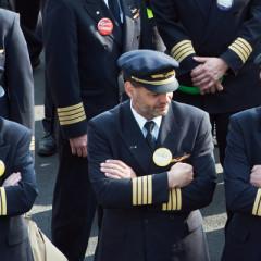 Nastavlja se štrajk pilota Lufthanse