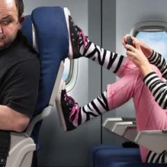 Putnici u avionu od kojih vam se diže kosa na glavi