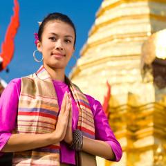 Tajlandski bonton za strance