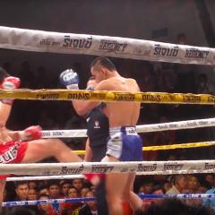 16 Muay Thai boks i Ognjen Topić
