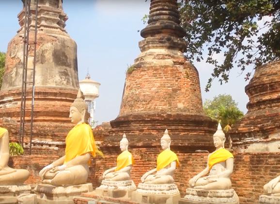 24 Ayutthaya & Bang Pa-In letnja palata