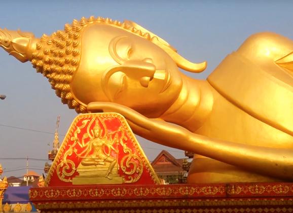 25 Visa run u Laos
