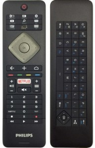 Remote control both side
