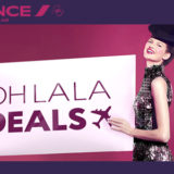 AIR FRANCE KLM – OH LA LA Dream deals promocija