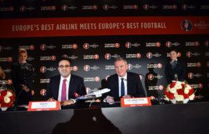 """Kampanja """"Upoznajte najbolje u Evropi"""" Turkish Airlines-a, u susret UEFA EURO 2016"""