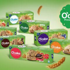 O'cake – i prirodan i ukusan