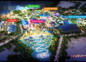 Otvaranje zabavnog parka u Dubaiju