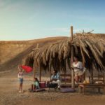 family-on-safari