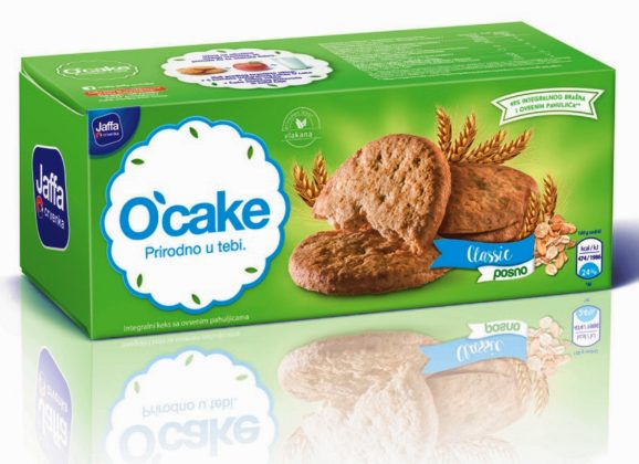 Još prirodniji O'cake u zelenom ruhu