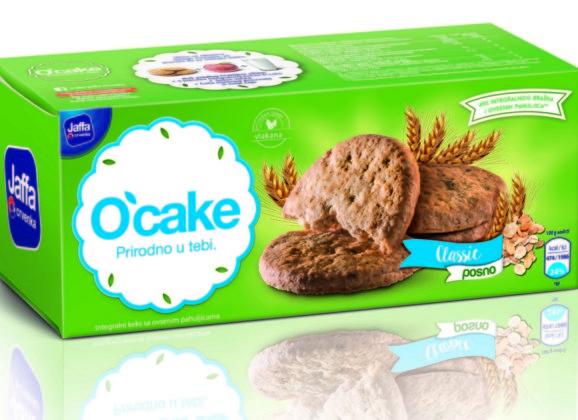 O'cake – ovseni keksići za zdravu užinu