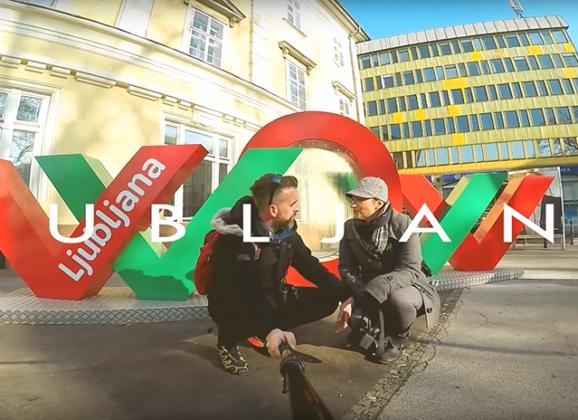 Kolima po Evropi – Ljubljana