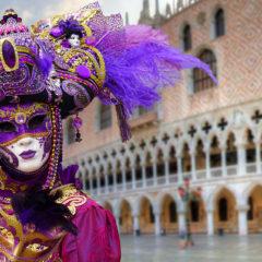 Karnevalska bajka – Venecija