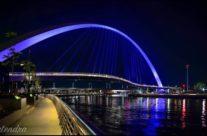 Dubai – novi most na Dubai kanalu