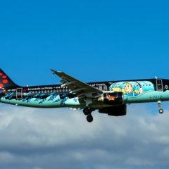 Aviokompanije sa najlepše ukrašenim avionima, I deo