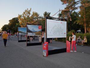 """Otvorena izložba fotografija """"Grand tour of Switzerland"""""""