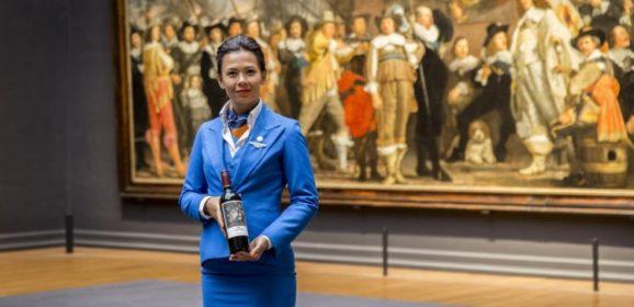 Vrhunska vina i vrhunski slikari na letovima KLM-a