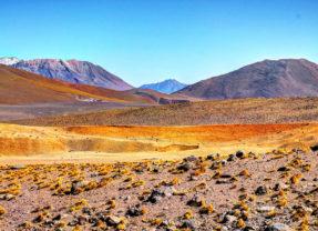 Pustinja Atakama
