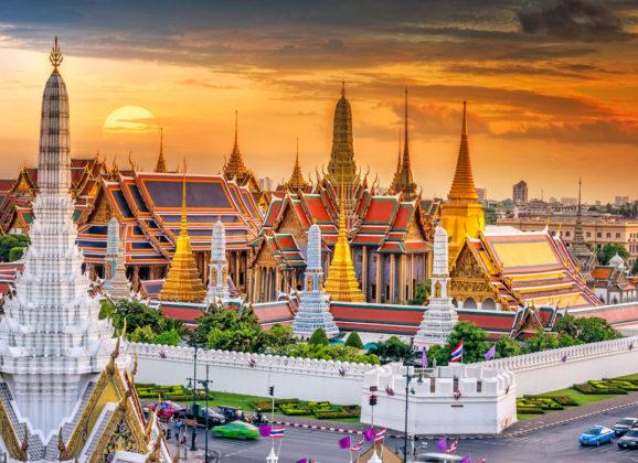 Velika palata u Bangkoku zatvorena zbog kraljevske kremacije