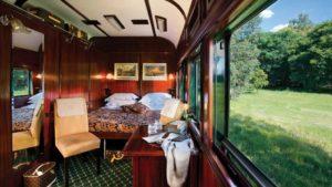 Najluksuznija svetska putovanja vozom, I deo