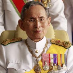 Sutra u Tajlandu počinje ceremonija kremacije kralja Rame IX