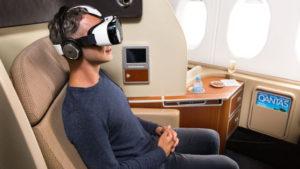 Kako ćemo se u budućnosti zabavljati u avionu?