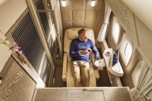 Emirates otkrio novi izgled avionskih apartmana