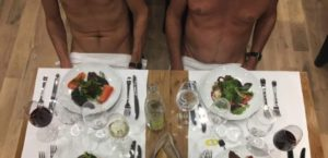 U Parizu je otvoren prvi nudistički restoran