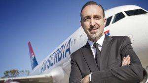 Generalni direktor Air Serbia-e podneo ostavku