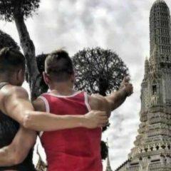 Zbog golih selfija u Tajlandu preti im 7 godina zatvora