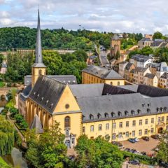 U Luksemburgu, dok Luksemburžani spavaju