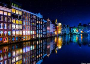 50 nijansi Amsterdama + Haag