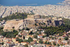 Glavne turističke atrakcije Atine