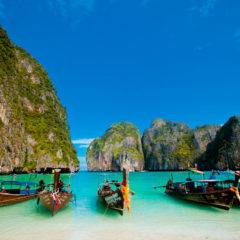 "Zatvara se čuvena tajlandska plaža iz filma ""The Beach"""