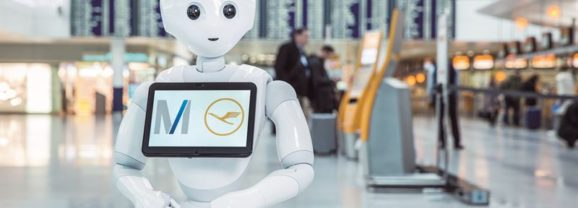 Robot Josie, novi zaposleni na minhenskom aerodromu