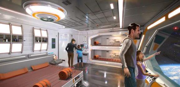 Neka Sila bude sa vama, u novom  Star Wars hotelu!