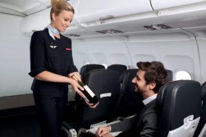 Najbolja vina se piju na Air France-ovim letovima